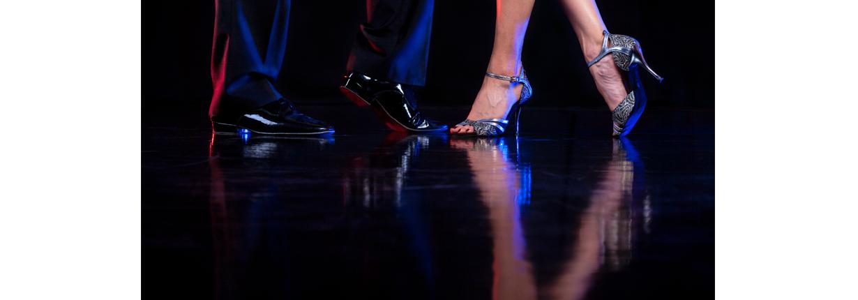 Smaller Dancer feet homepage banner